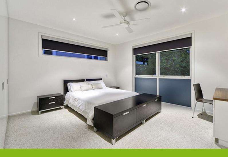 Thiết kế phòng ngủ chung biệt thự hiện đại